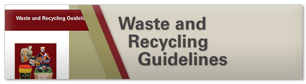 Waste and Recycling Guidlines