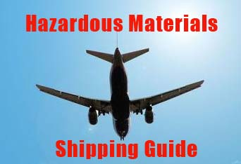 Hazardous Materials Shipping Guide