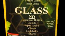 ISU Glass Recycling Program