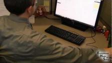 Office Ergonomics - Contact Stress