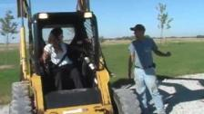 Skid Loader Operation Walkthrough