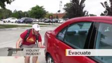 How to respond to an active shooter on campus