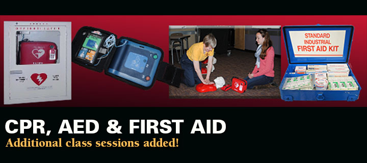 CPR / AED / First Aid