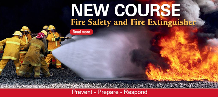 New Fire Course